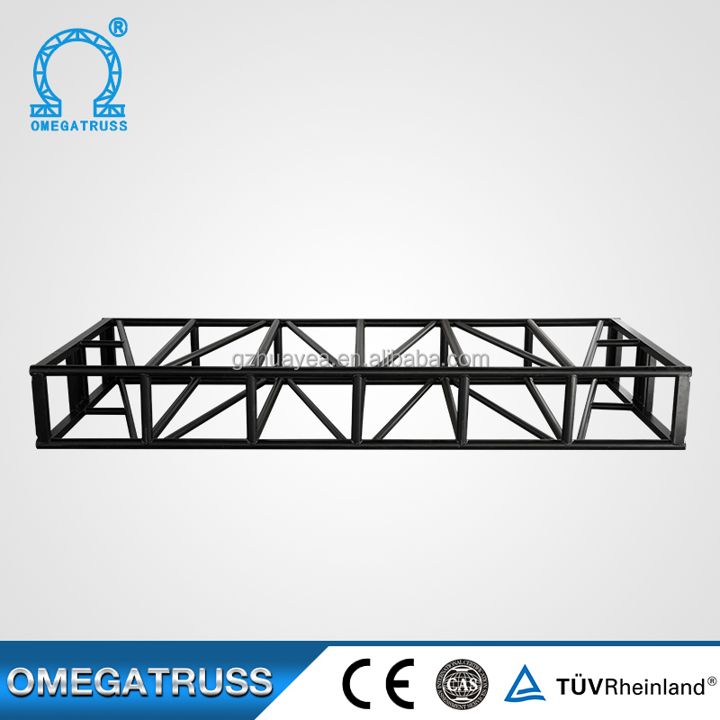 New style 400X1200mm aluminum roof truss system