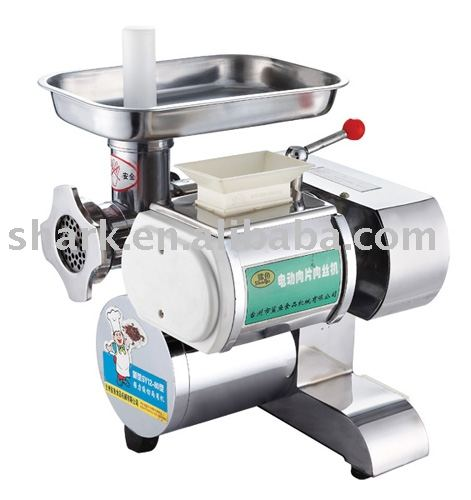 Meat Cutter and Grinder