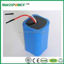 Shenzhen Wholesale Electronic High Quality Rechargeable 14.4v li-ion battery pack