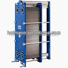titanium shell tube cooler heat exchanger