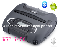 112mm portable wifi bluetooth thermal receipt printer Woosim WSP-I450 for android & iOS