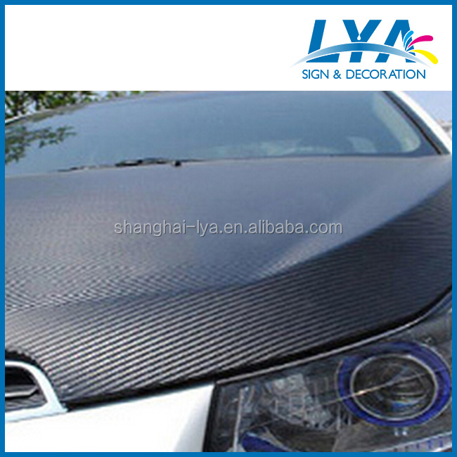 auto carbon fiber car wrap vinyl film size 1.52*30m