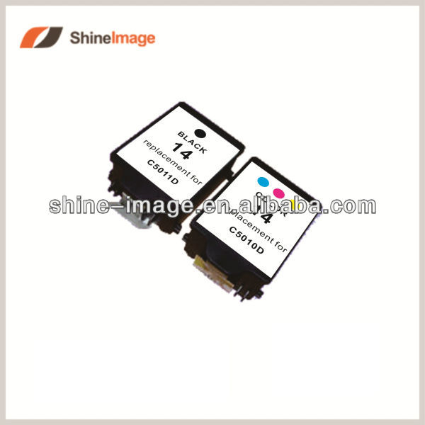 For HP 14 officejet ink cartridge