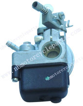 Piaggio SI 12mm SHA Clone Carburetor for Vespa, Piaggio, Kinetic - LONG LEVER