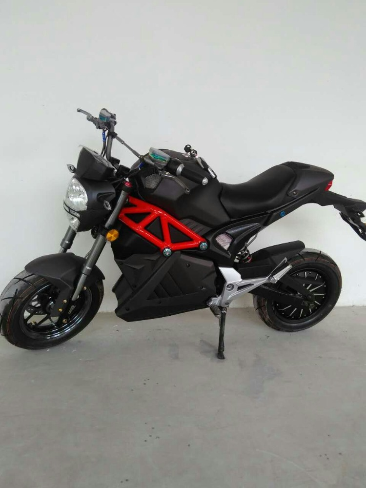 High Power Racing Sport Electric motorcycle
