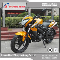 Hot selling electric / kick automatic motorcycle for sale