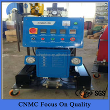 Big power foam polyurethane mixing spray machine