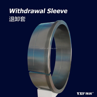 High precision AH24176 withdrawal bushing with oil groove