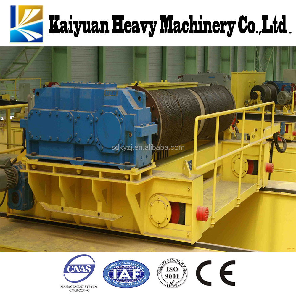 winch trolley forwinch trolley overhead crane with capacity of 50 ton