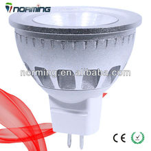 Reflector Design Sharp COB Mr16 LED 7W/5W/8W GU5.3 Spot Dimmable