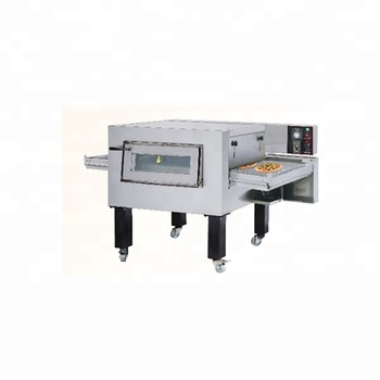Stainless Steel Electric Conveyor Pizza Oven