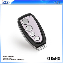 garage door 433mhz wireless remote control rolling code YET093