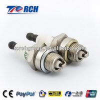 for kymco scooter spark plug