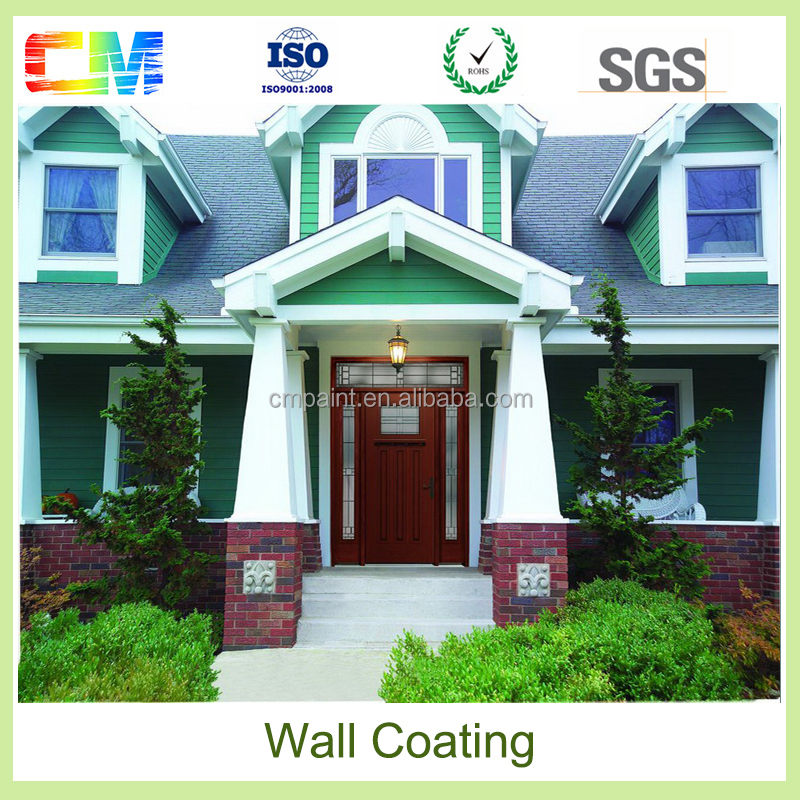 Building waterbased exterior primer emulsion paint