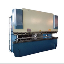 Automatic iron plate Sheet metal folding machine WC67Y-200/4000 hydraulic bending machine