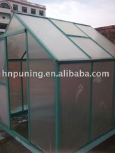 greenhouse pc hollow sheet