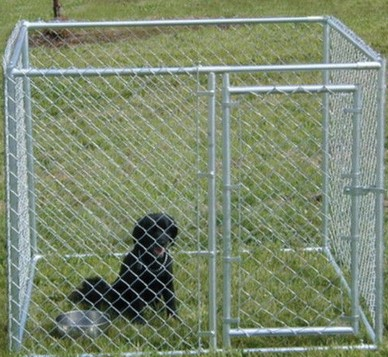 Wholesale closeouts overstock cheap chain link dog kennel for Dog fence for sale cheap