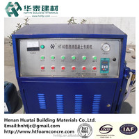 HT-60 lightweight building insulation material foamed concrete machinery