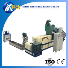 Waste EPS plastic Scrap Granules Making Machine Recycling Granulator Equipment with Grinder Crusher