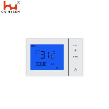 Electric element floor heating thermostat with inner sensor and 3m external sensor