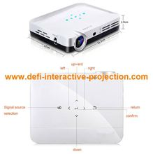 Best price 700lumen portble Full HD 1280*800 projector