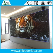 Leader high resolution hot-sale full color p3 led module for indoor rental led screen led video