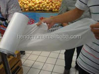 Plastic biodegradable food grade plastic bags
