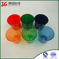 Economy plastic cup for cupcakes