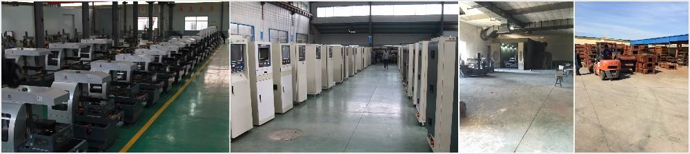 machining center VMC