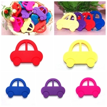 custom design 100% food grade silicone bulk plastic animal toys baby toys teething