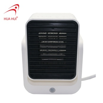 Japanese Italian Iran Smart Mini Ceramic Fan LED Infrared Space Low Power Consumption Room Heater