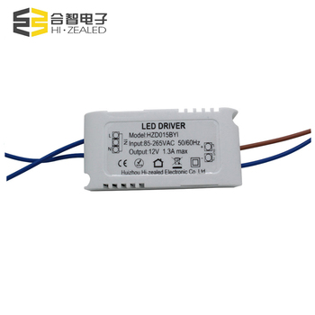 10W 15w constant voltage 1A 1.25A 1.3A isolated 12v led driver