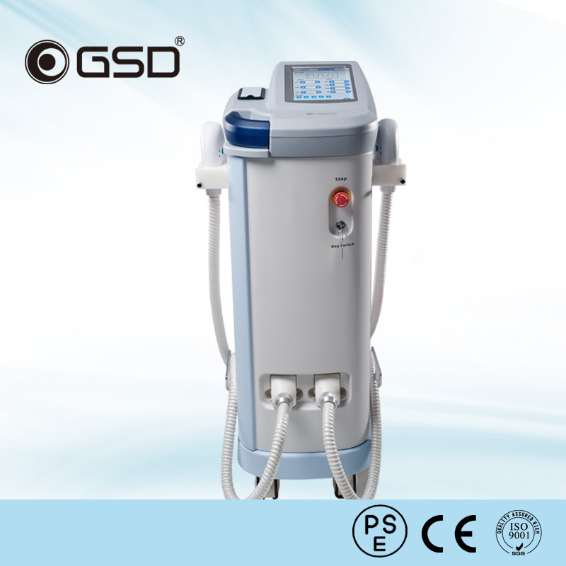 GSD SHR IPL beauty equipment/IPL SHR machine for agent/lazic hair removal