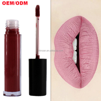 Best selling products makeup matte liquid lipstick, make your own lipgloss for private label