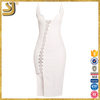 ShangYi hot selling newest design fashion bodycon sexy maxi dress, celebrity bodycon bandage cocktail party dresses