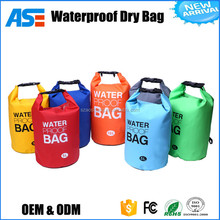 custom Logo waterproof dry bag outdoor small swimming tarpaulin dry bag 2L-30L