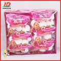 Strawberry Filling Delicious Mini halal round shape marshmallow