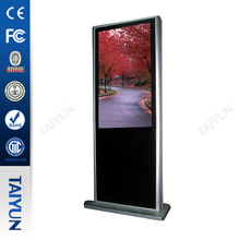 "42"" Back Fixing Metal Case Advertising Player With HDMI Input"