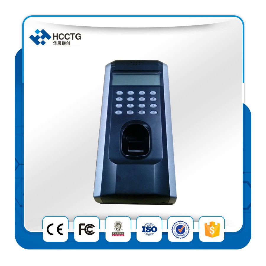 Portable Biometric Fingerprint Access Control Reader Machine Price with gprs F7