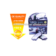 Brake pads glue D1404 for Buick