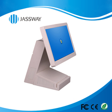 Touch screen pos system,capacitive screen billing machine,desktop computer