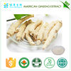 Botanical extracts Ginsenoside Rg1 American ginseng stem & leaf extract powder 80% UV