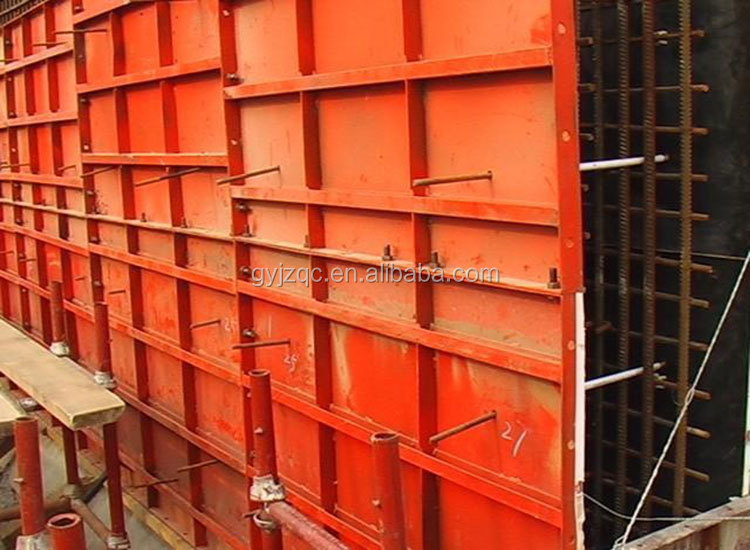 Steel Internal Corner Formwork