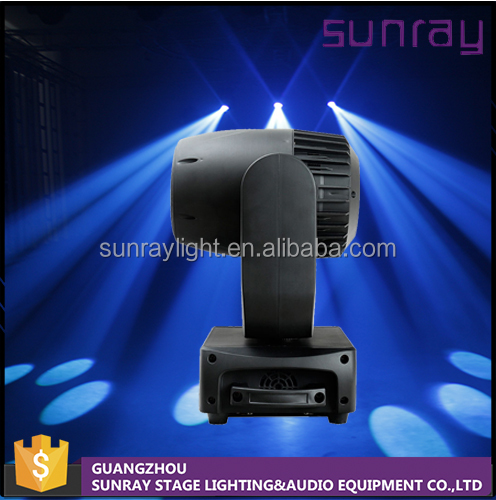 Dj Party Stage Light 10Channls Sound Activated Controllable Led Spot Sharp Wash 150W Led Beam Moving Head