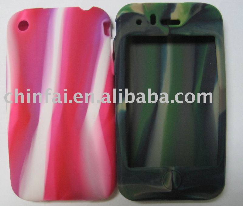 silicon case for iphone 3gs