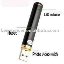 8GB Pen with Hidden Camera