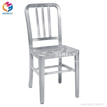 Cheap Restaurant Steel Arm Chair