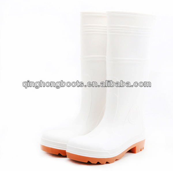 oil resistant sole food industry safety boots or used in slaughter house