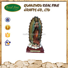 Factory Custom-Made High Quality Abstractly Resin Santa Maria of Christian Religious Items