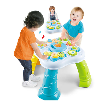 Intelligent table educational multifunction baby learning toys HC405381